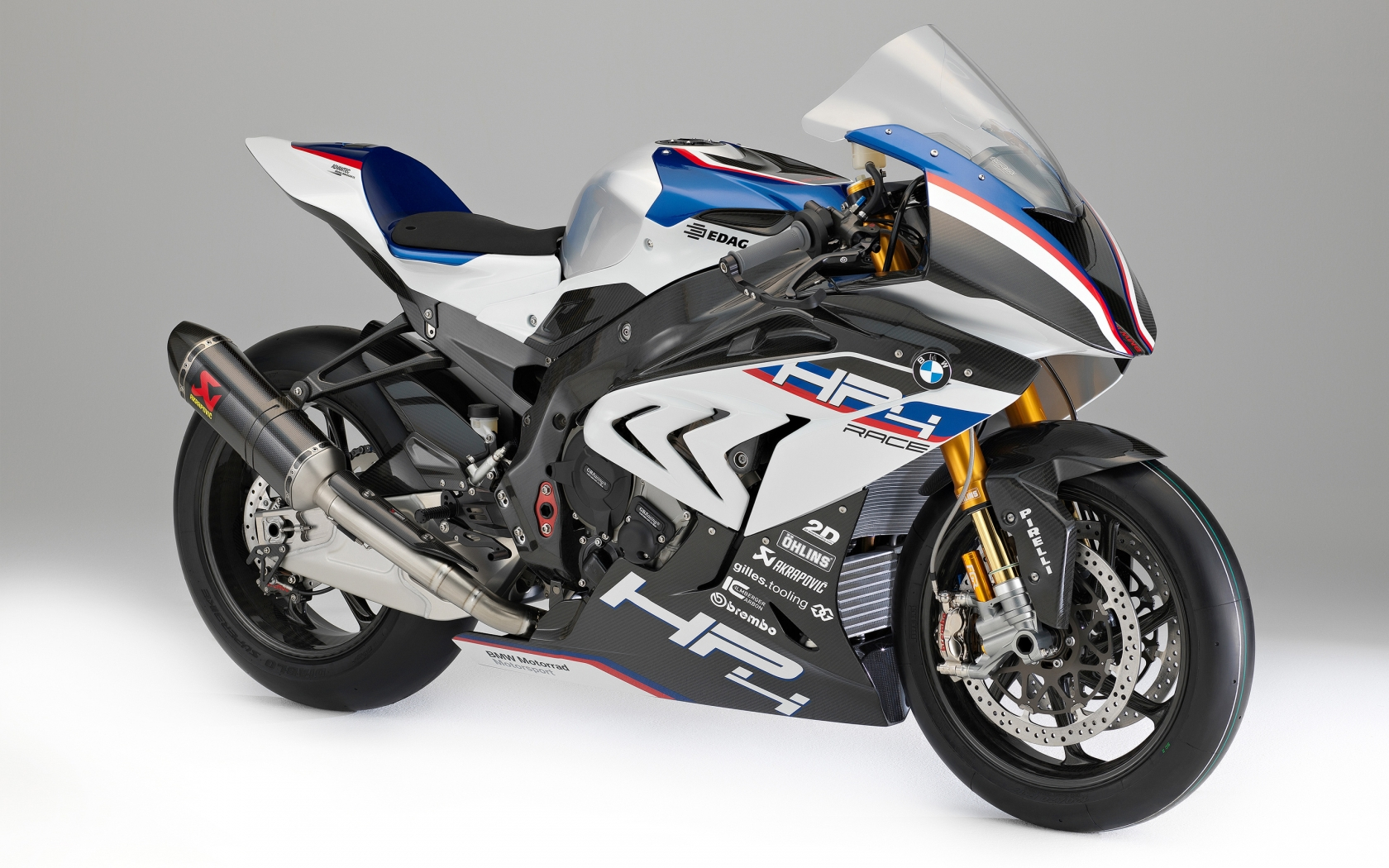 BMW HP4 for 1680 x 1050 widescreen resolution