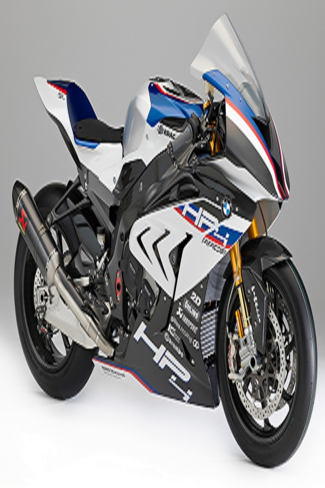 BMW HP4 for Apple iPhone 4 resolution