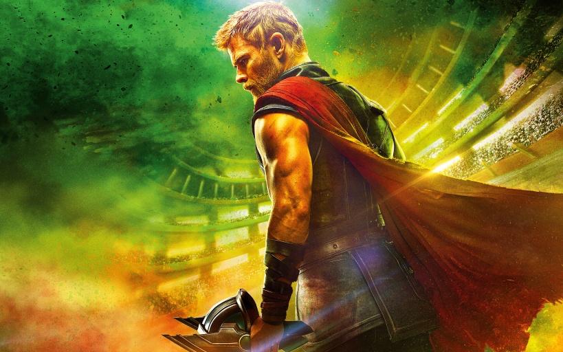 Thor Rangnarok 2017 Hd Wallpaper Hollywood Movies Hd Wallpapers
