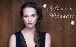 Alicia Vikander Wallpaper