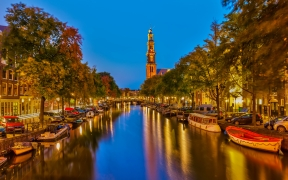 Amsterdam Netherlands Wallpaper
