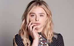 Chloe Moretz Looking Lovely Wallpaper