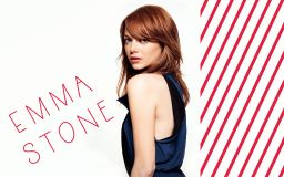 Emma Stone Cool Look Wallpaper