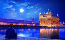 Golden Temple Amritsar India Wallpaper