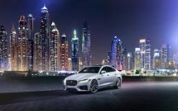 Jaguar XF 2015 Wallpaper