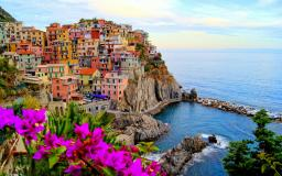 Manarola Itlay Wallpaper