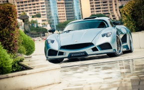 Mazzanti Evantra 2016 Wallpaper