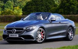 Mercedez Benz Coupe Wallpaper