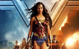 Wonder Woman Gal Gadot 2017 Wallpaper